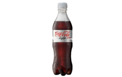 Foto Flesje Coa Cola Light 500ml
