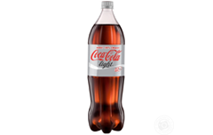 Foto Fles Coca Cola Light